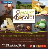 MAURY, FROMAGE ET CHOCOLAT