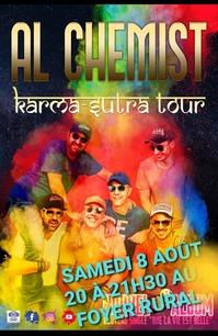 """AL CHEMIST EN CONCERT """"KARMA-SUTRA TOUR"""""""