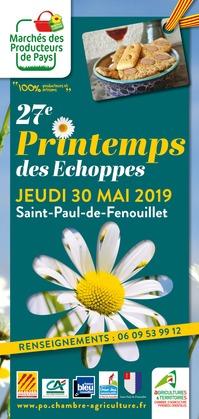 PRINTEMPS DES ECHOPPES
