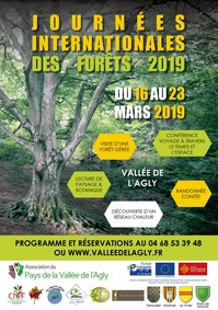 JOURNEES INTERNATIONALES DES FORETS 2019 : PRATS-DE-SOURNIA