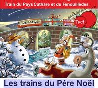 LES TRAINS DU PÈRE NOEL