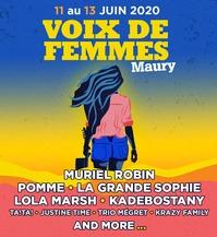 ANNULÉ - FESTIVAL VOIX DE FEMMES