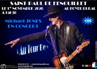 "MICHAEL JONES EN CONCERT ""AU TOUR DE"""