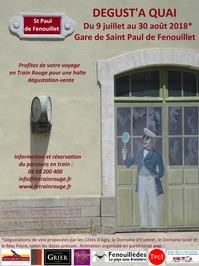 DEGUST'A QUAI A ST PAUL DE FENOUILLET
