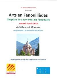 GRANDE EXPOSITION ANNUELLE D'ART EN FENOUILLEDES