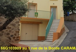 GITE DE LA BORDE - Caramany