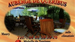AUBERGE DE QUERIBUS - Maury