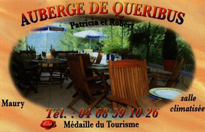 AUBERGE DE QUERIBUS 1 - Maury
