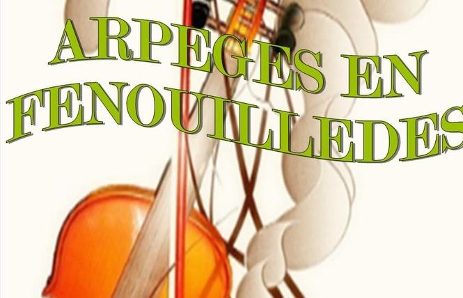 CONCERT A NOTRE DAME DE LAVAL 1 - Caudiès-de-Fenouillèdes