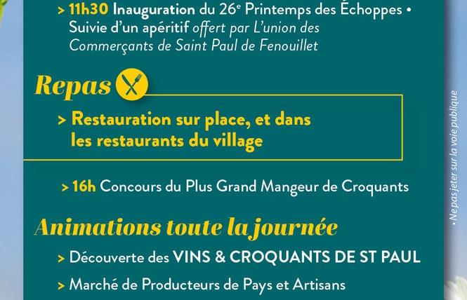 PRINTEMPS DES ECHOPPES 2 - Saint-Paul-de-Fenouillet