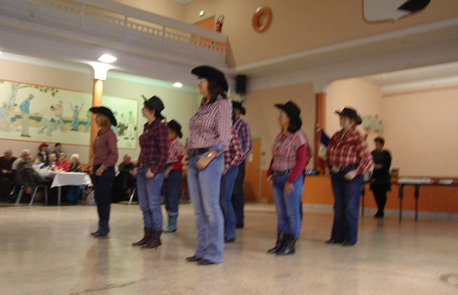 ASSOCIATION ROCK STEP COUNTRY DANCE 3 - Saint-Paul-de-Fenouillet