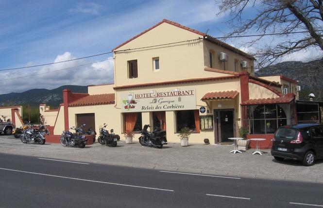 HOTEL LE RELAIS DES CORBIERES 1 - Saint-Paul-de-Fenouillet
