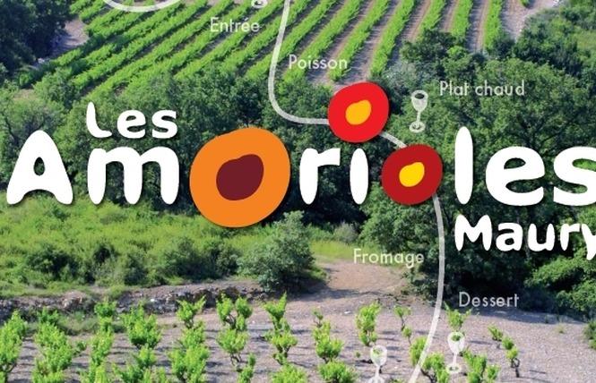 LES AMORIOLES: BALADE GOURMANDE DANS LES VIGNES 1 - Maury