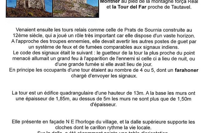 A LA DÉCOUVERTE DU FENOUILLÈDES - PRATS DE SOURNIA 5 - Prats-de-Sournia