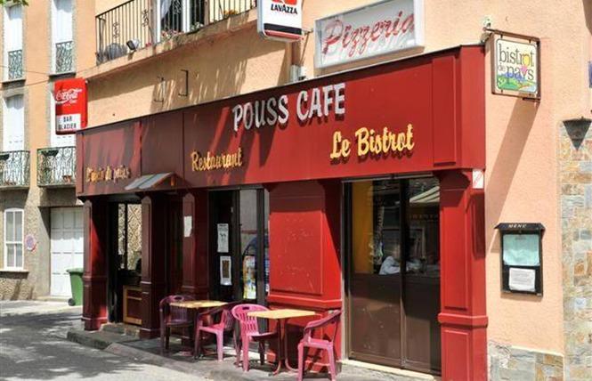 LE POUSS'CAFE 1 - Saint-Paul-de-Fenouillet