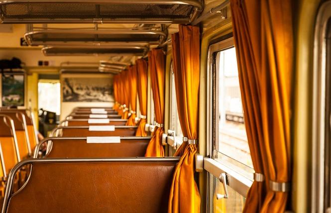 TRAIN DU PAYS CATHARE ET DU FENOUILLEDES 13 - Saint-Paul-de-Fenouillet