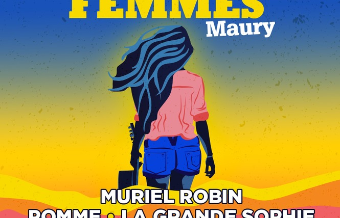ANNULÉ - FESTIVAL VOIX DE FEMMES 1 - Maury