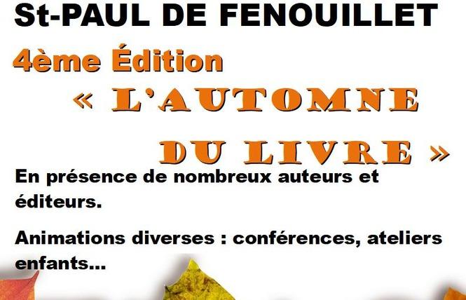 AUTOMNE DU LIVRE 4ÈME ÉDITION 1 - Saint-Paul-de-Fenouillet