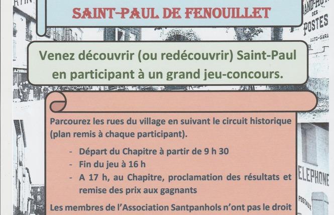 JOURNÉES EUROPÉENNES DU PATRIMOINE A SAINT-PAUL DE FENOUILLET 3 - Saint-Paul-de-Fenouillet