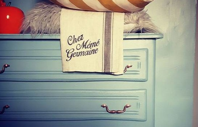CHEZ MEME GERMAINE 7 - Caramany