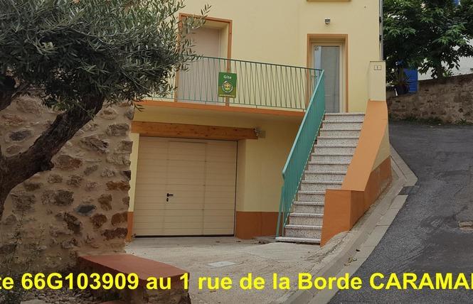 GITE DE LA BORDE 1 - Caramany