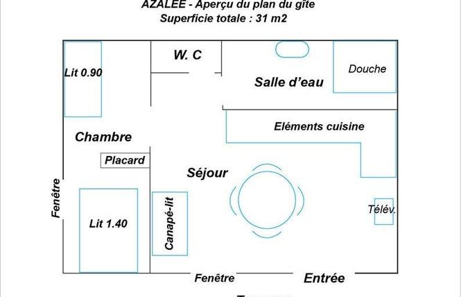 AZALEE 3 - Caramany