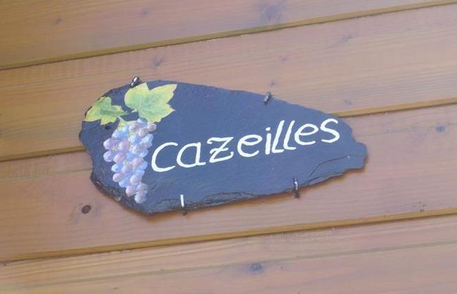 CAZEILLES 9 - Trilla