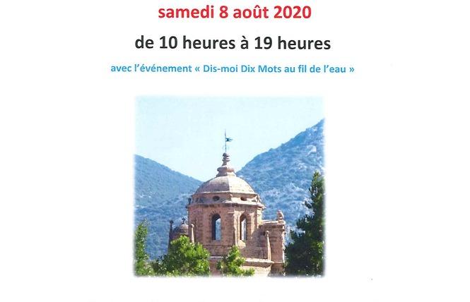 GRANDE EXPOSITION ANNUELLE D'ART EN FENOUILLEDES 1 - Saint-Paul-de-Fenouillet